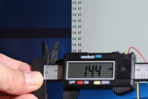 Reading Digital Caliper From Arduino | PETER Y LIN