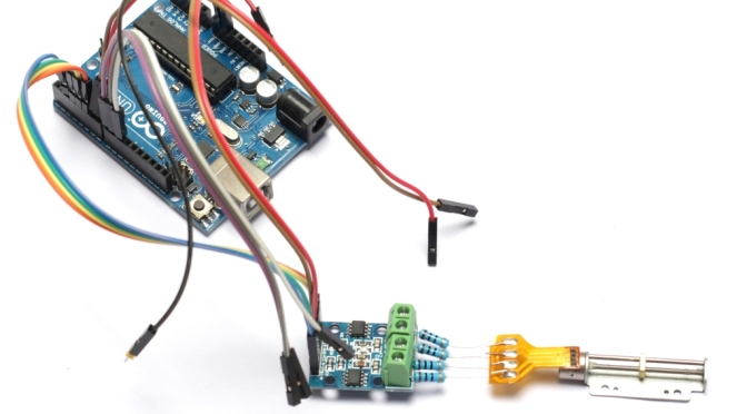 Building A Micro Focus Stacking Rail Using Arduino