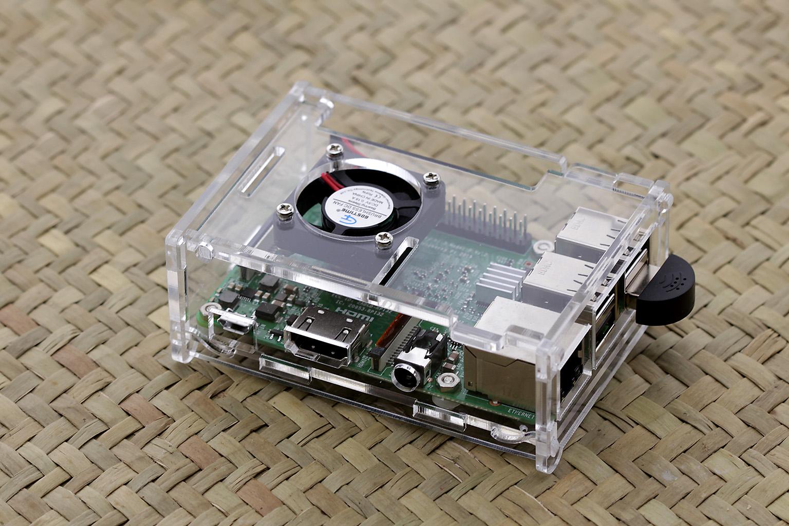 Build A NAS Server Using Raspberry Pi 3B | PETER Y LIN