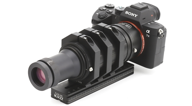 Adapting Industrial Lenses For Macro Photography